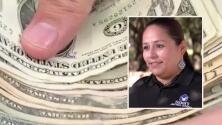 Tras perder su trabajo inmigrante salvadoreña inicia negocio de limpieza en Houston