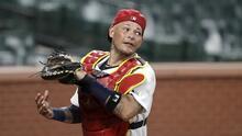 Yadier Molina rechaza participar en el Juego de Estrellas de las Grandes Ligas y explica por qué
