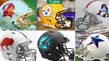 Cascos alternativos son permitidos por NFL para 2022