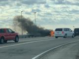 Mueren tres personas en accidente aéreo en la I-55 cerca de Lincoln