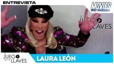 Laura León trae su tesorito a la segunda temporada del Juego De Las Llaves
