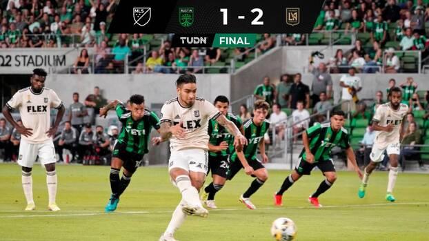 Chicho Arango sigue elevando a LAFC con su impresionante racha goleadora