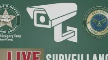 Negocios e iglesias en Broward compartirían con la policía grabaciones de cámaras de seguridad para combatir el crimen