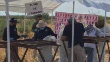 """""""Nuevo Laredo está súper peligroso"""": autoridades mexicanas encuentran otro campo de exterminio al norte del país"""