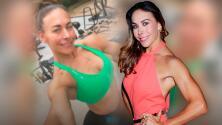 Los duros momentos que llevaron a Vanessa Guzmán a cambiar la TV por el gimnasio y convertirse en fisicoculturista