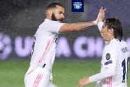 """Luka Modric sobre Benzema y el Balón de Oro: """"Se lo merece"""""""
