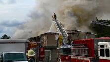 Familia pierde su casa en incendio en el sureste de Fresno