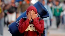 Algunos migrantes de la caravana buscan alternativas para entrar ilegalmente a EEUU