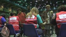 Cientos de personas son evacuadas de Savannah, Georgia