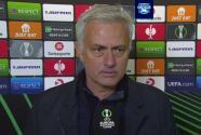 """Mourinho, tras la escandalosa derrota: """"La responsabilidad es mía"""""""