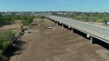 Reabren puente internacional fronterizo en Del Río tras deportar a cientos de migrantes varados