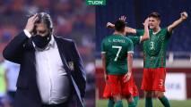 Miguel Herrera no vio el juego por la medalla de bronce