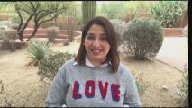 Poblado en Arizona le rinde tributo al Día de San Valentín