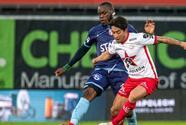 Omar Govea fue relegado al equipo B del Zulte Waregem en Bélgica