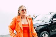 Jennifer Lopez Look Despierta America