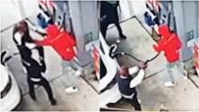 Expolicía de Oakland mata a asaltante pero recibe seis balazos durante robo en gasolinera