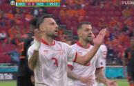 ¡Polémico! Anulan gol a Macedonia por fuera de juego de Trickovski