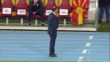 Resumen del partido Macedonia vs Liechtenstein