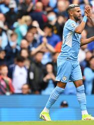 Jack Grealish anotó su primer gol con el Manchester City en la goleada 5-0 de los 'Citizens' sobre el Norwich City.