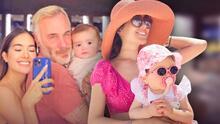 La hija de Gianluca Vacchi y Sharon Fonseca es la niña más mimada del mundo