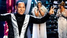 Los jueces decidieron: Tony Dandrades deja Mira Quién Baila y Aleyda Ortiz es la mejor de la noche