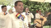 Mariachi Arcoíris, la primera banda LGBTQ+ que lucha por una perspectiva diferente en este género musical