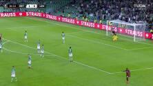 ¡GOL!  anota para Bayer 04 Leverkusen. Robert Andrich