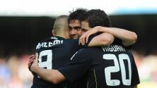 Higuaín: Hice 26 goles y me llevaron a Kaká y Benzema