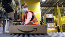 ¿Buscas empleo? Amazon anuncia su feria de trabajo 2021 a nivel nacional
