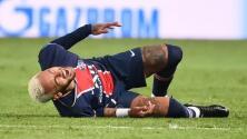 """Exámenes de Neymar dan resultados """"tranquilizadores"""","""