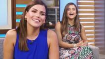 Karina Banda regresó por Clarissa y la productora del show para llevarlas a Enamorándonos