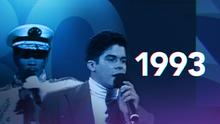 El poder de 'El General' y el reinado de Selena: así se vivió Premio Lo Nuestro en 1993