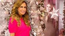 Lili Estefan quita 4 meses después su último árbol de Navidad (de los 20 que tenía)