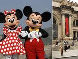 La primera exposición sobre Disney llega al Museo Metropolitano de Arte