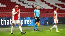 Edson destaca en Holanda y entra al Once Ideal de Jornada 6