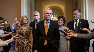 Demócratas y republicanos están más cerca de aprobar plan de infraestructura