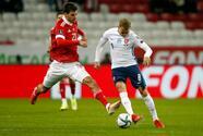 Rusia derrota en casa a Eslovaquia