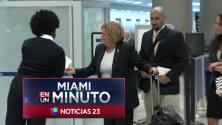 'Miami en un Minuto': congresista Ileana Ros-Lehtinen anuncia que se retira en 2018