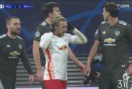 ¡Era el tercero! Leipzig quiere definir todo rápido, se salva el United
