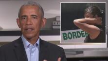 """""""Heredé ICE, la Patrulla Fronteriza y las leyes"""": Barack Obama sobre el cambio en inmigración que buscó sin éxito"""