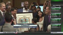 """El 8/24 es el """"Día de Kobe Bryant"""" según la ciudad de Los Ángeles"""