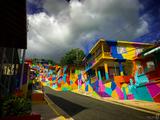 Voluntarios han impactado con obras de arte -Yauco