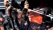 Aleyda Ortiz cierra la competencia con un baile fuerte y poderoso dedicado a todas las mujeres
