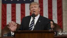 """Trump quiere acabar con la inmigración """"poco calificada"""" para imponer un sistema migratorio basado en méritos"""