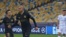 ¡Braithwaite comanda al Barcelona de suplentes y ya golean 0-3!