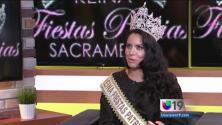 La nueva Reina de las Fiesta Patrias 2015