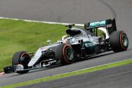 La mala salida de Hamilton en Japón podría costarle el campeonato de Fórmula 1