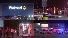 Muere sospechoso en tiroteo con oficiales fuera de una tienda Walmart al norte de Houston