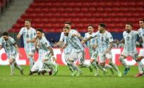 ¡Argentina a la Final! Los penales con los que eliminaron a Colombia