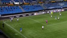 ¡GOOOL! Martin Ellingsen anota para Molde.